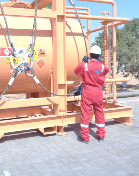 Lifting Equipment's Inspection & Certification