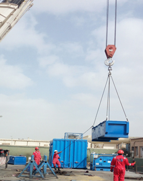 Lifting Equipment's Inspection